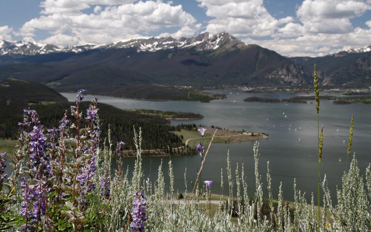 AWAYN IMAGE Hike to Tenderfoot, Colorado