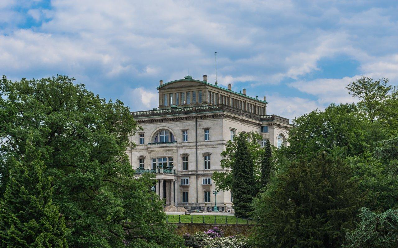AWAYN IMAGE Villa Hügel