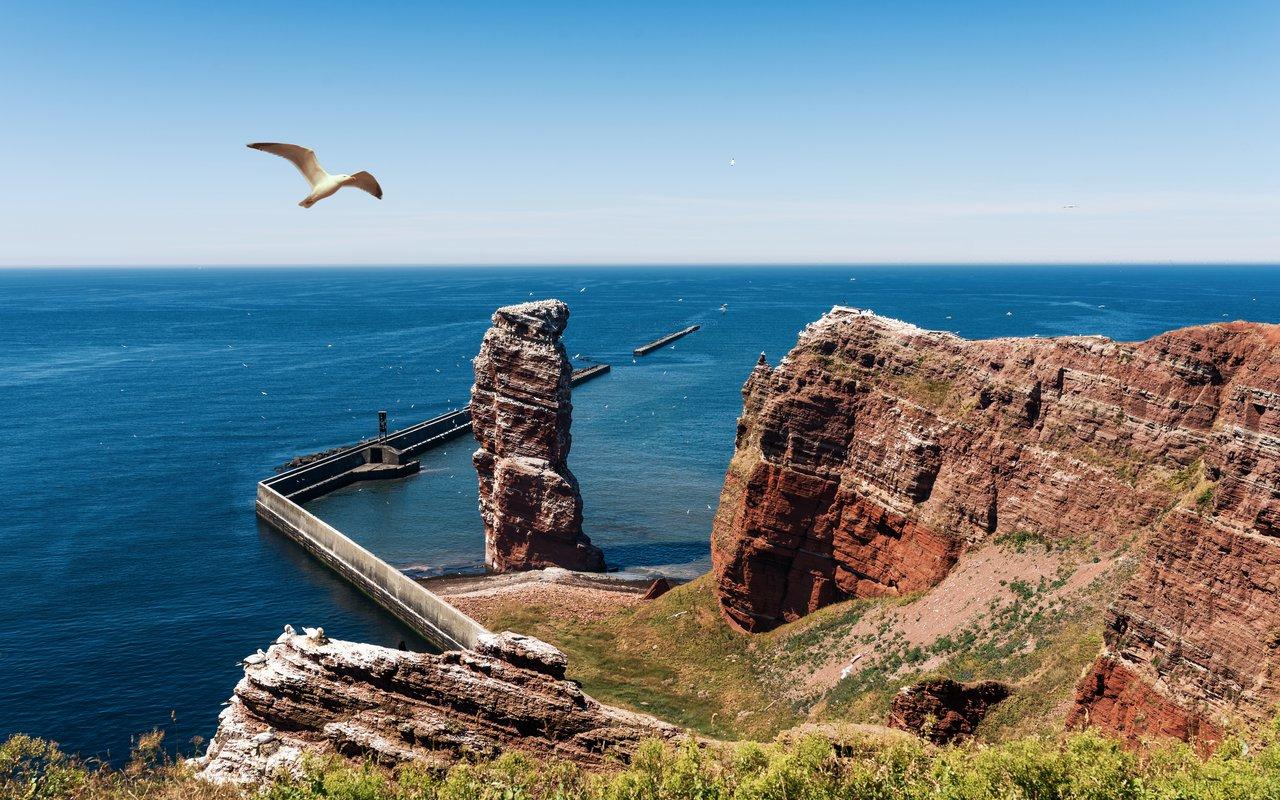 AWAYN IMAGE Heligoland Island