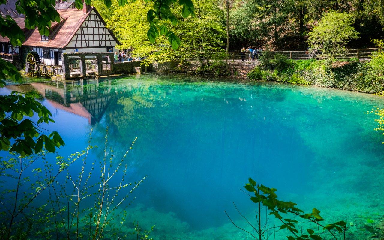 AWAYN IMAGE Blautopf Lagoon
