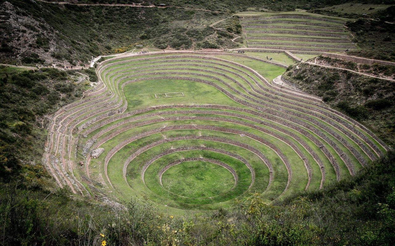 AWAYN IMAGE Moray, Maras, Peru
