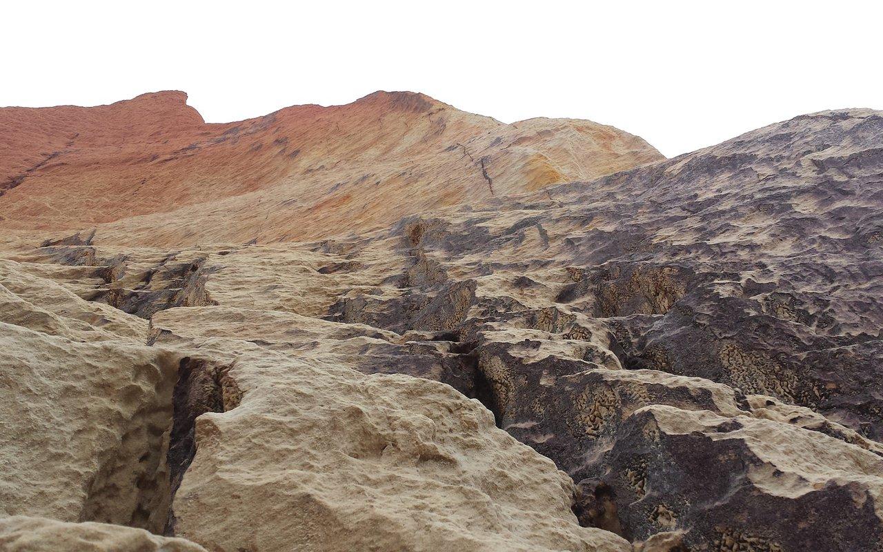 AWAYN IMAGE Trip to Morro Branco Canyon