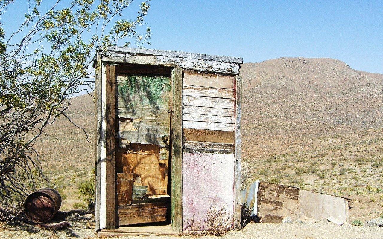 AWAYN IMAGE The Mojave Trail hiking trip
