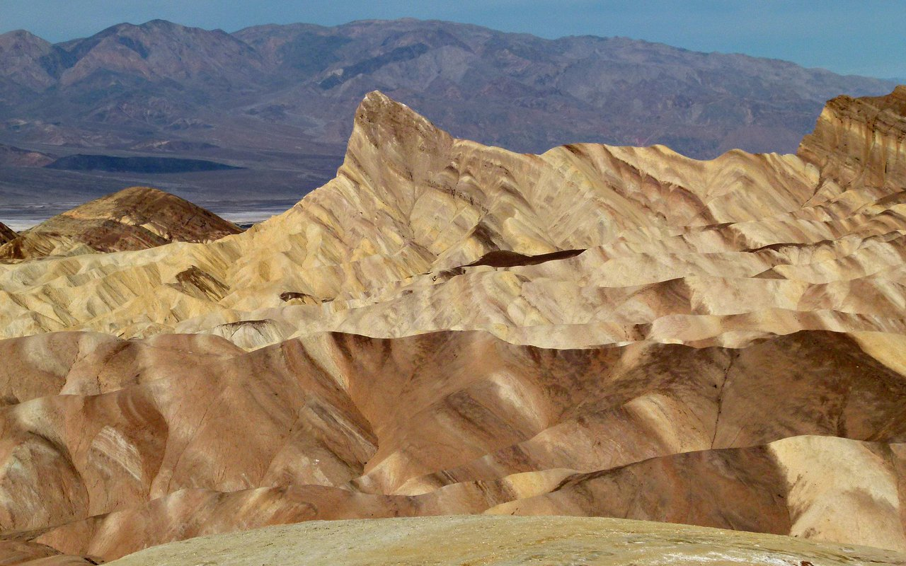 AWAYN IMAGE Zabriskie Point Photography