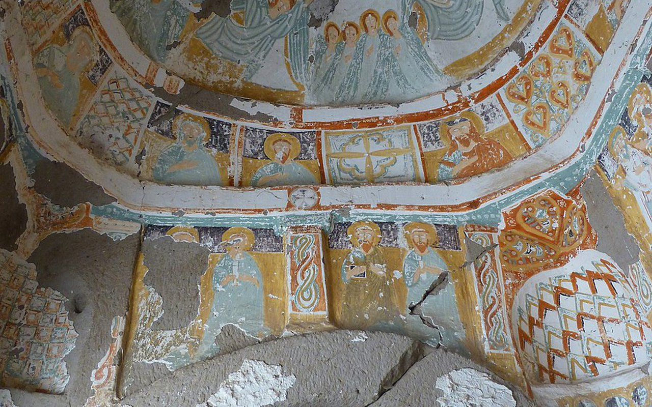 AWAYN IMAGE Troglodyte Church