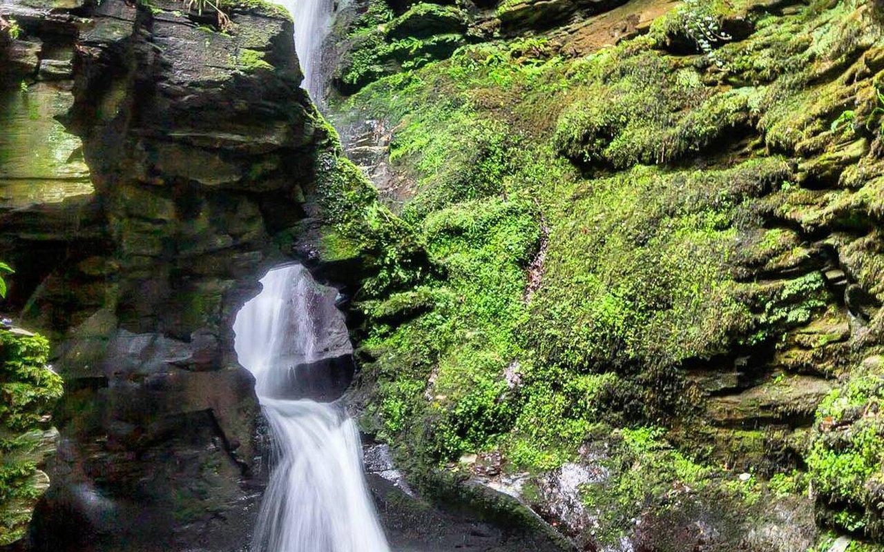 AWAYN IMAGE St. Nectan's Kieve (hike)