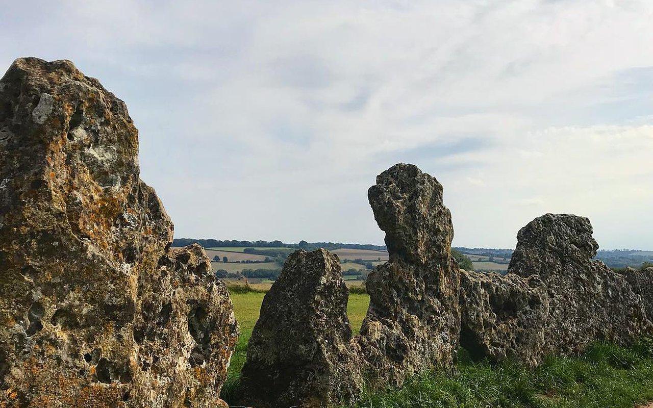 AWAYN IMAGE Rollright Stones (hike)