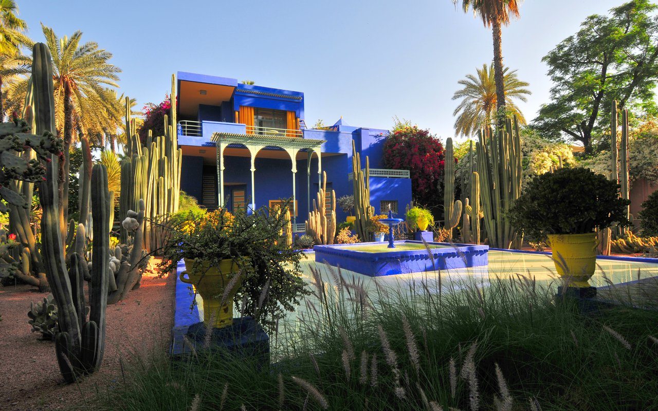 AWAYN IMAGE Spend a day in Jardin Majorelle