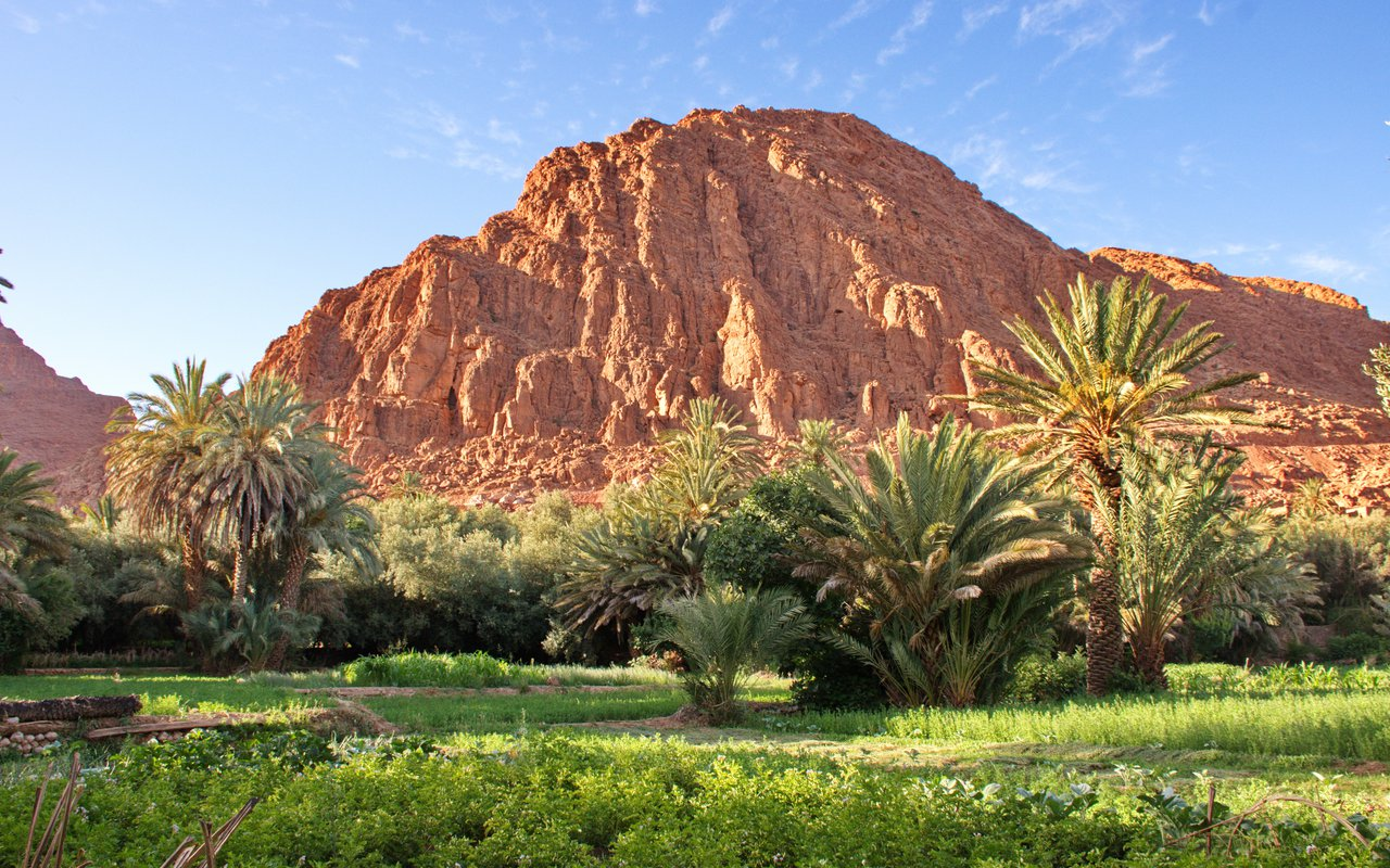 AWAYN IMAGE Visit The Dades Valley