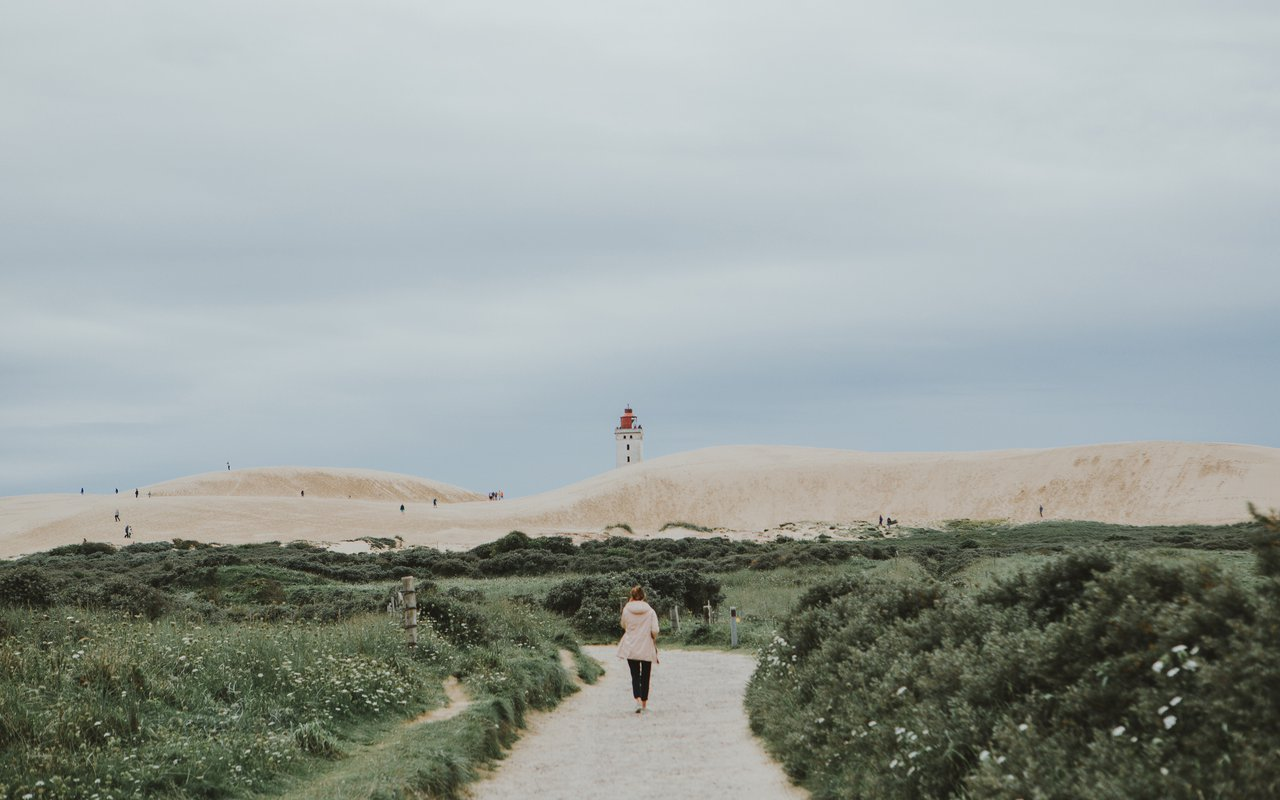 AWAYN IMAGE Rubjerg Knude Lighthouse