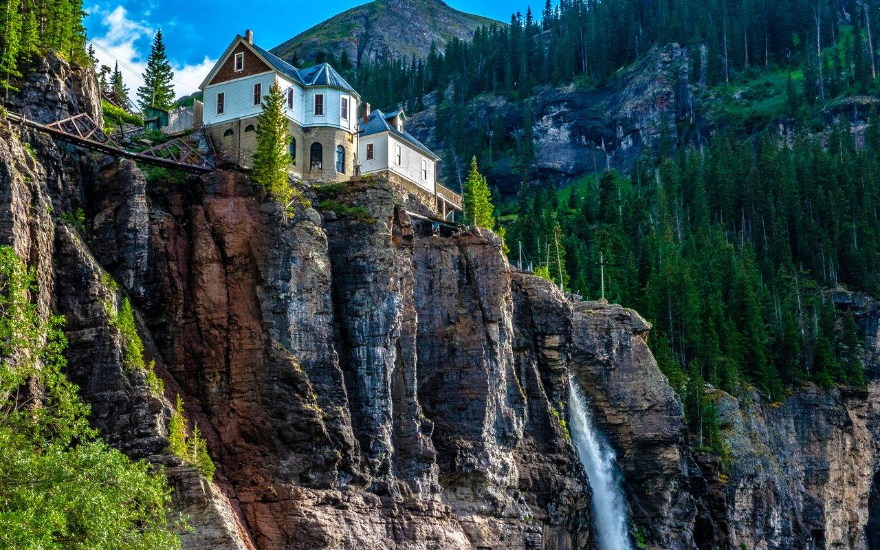 AWAYN IMAGE Bridal Veil Falls