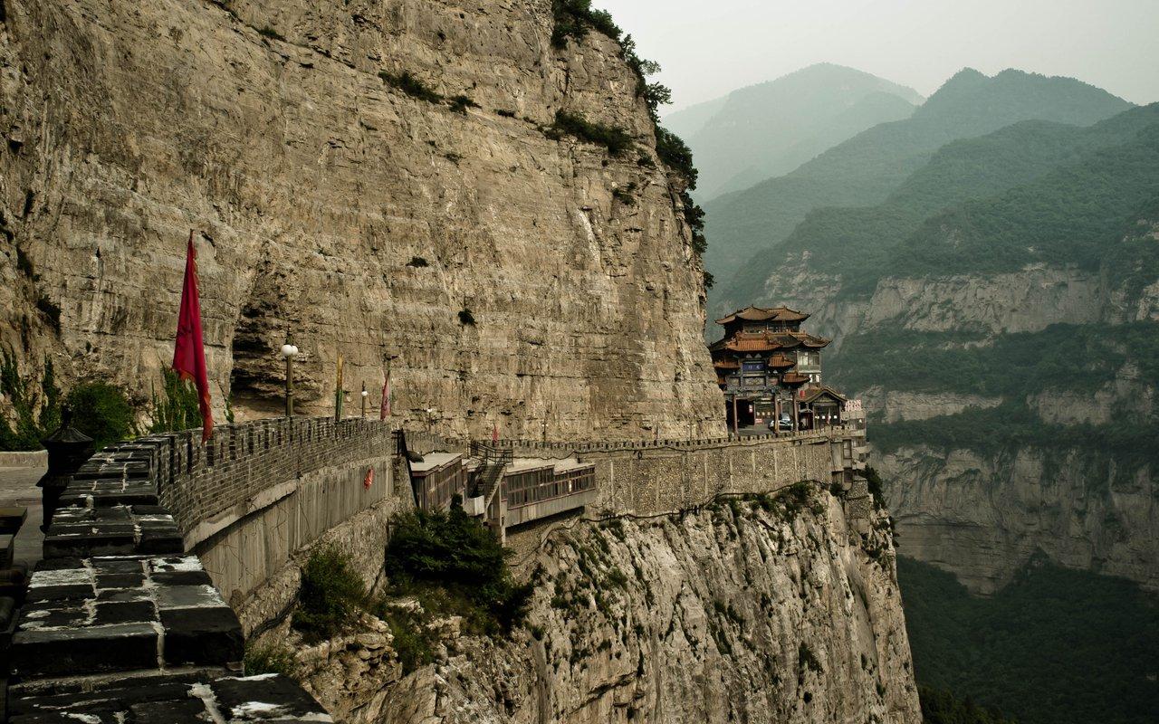 AWAYN IMAGE Mount Hua