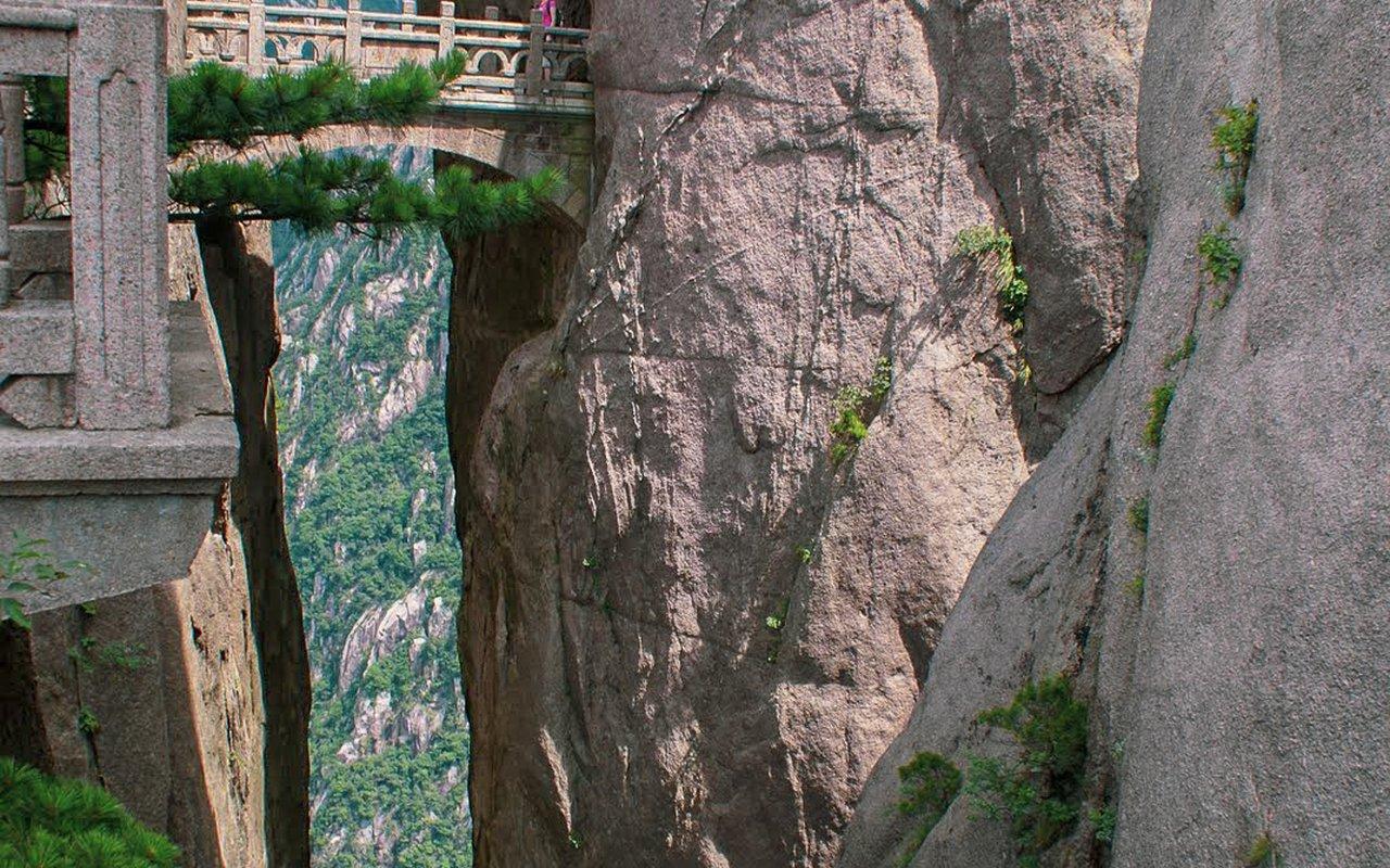 AWAYN IMAGE Buxian Bridge