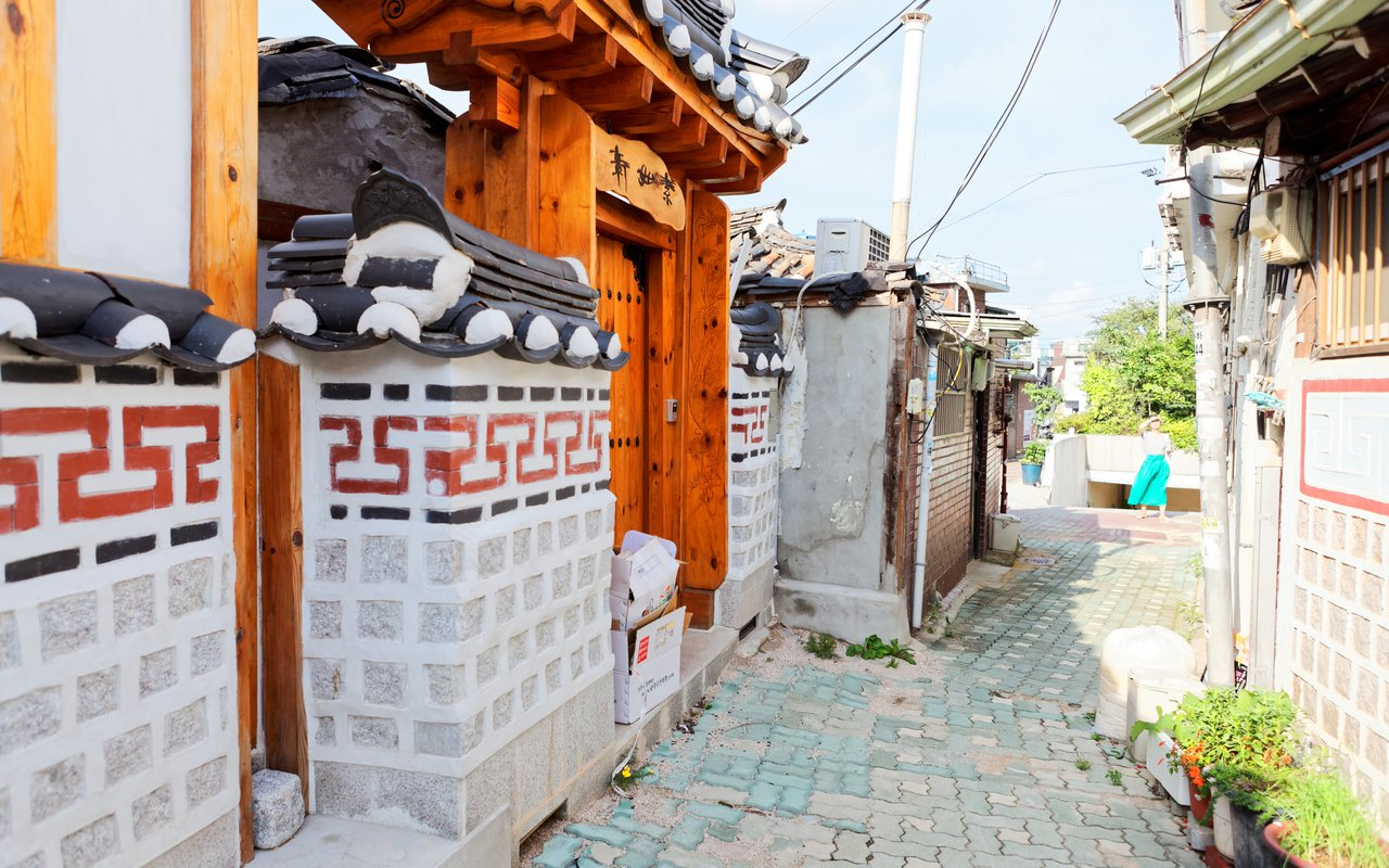 AWAYN IMAGE Explore the Seochon Village