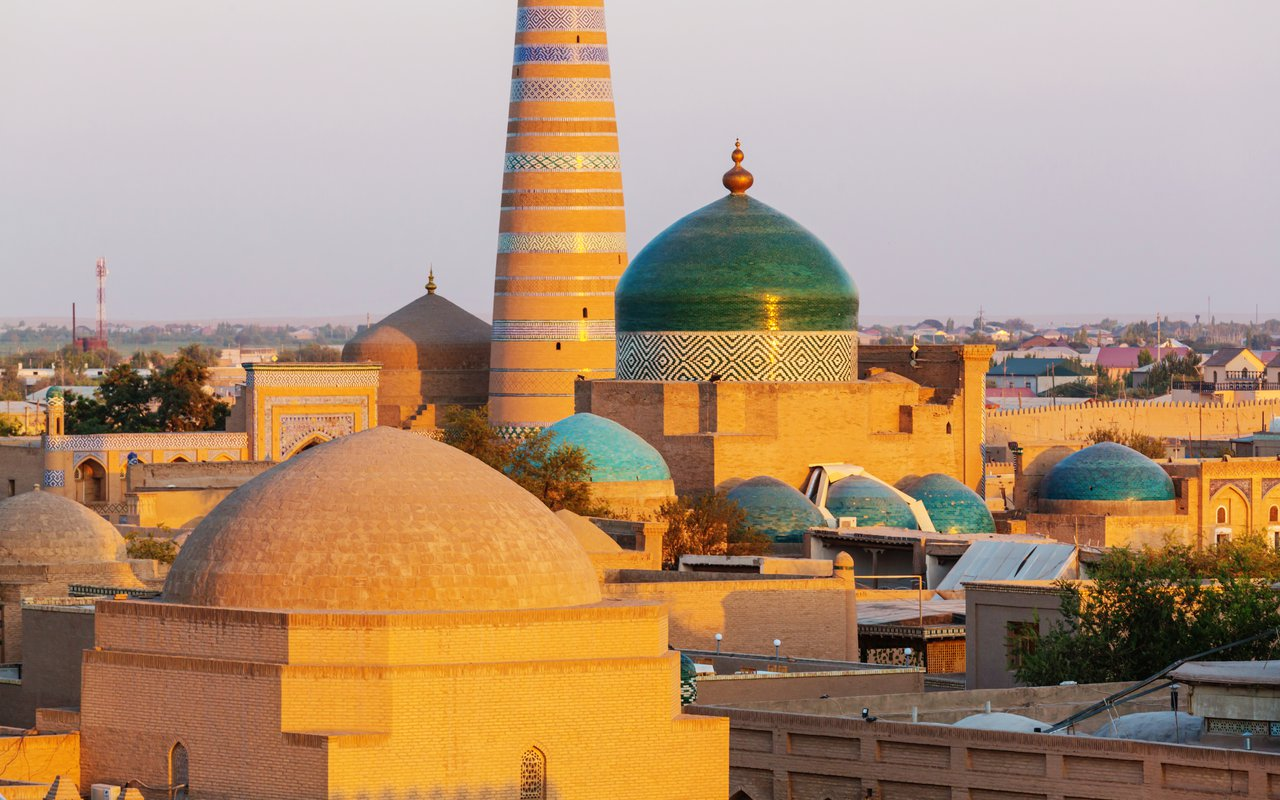 AWAYN IMAGE Islam Khoja Madrasa