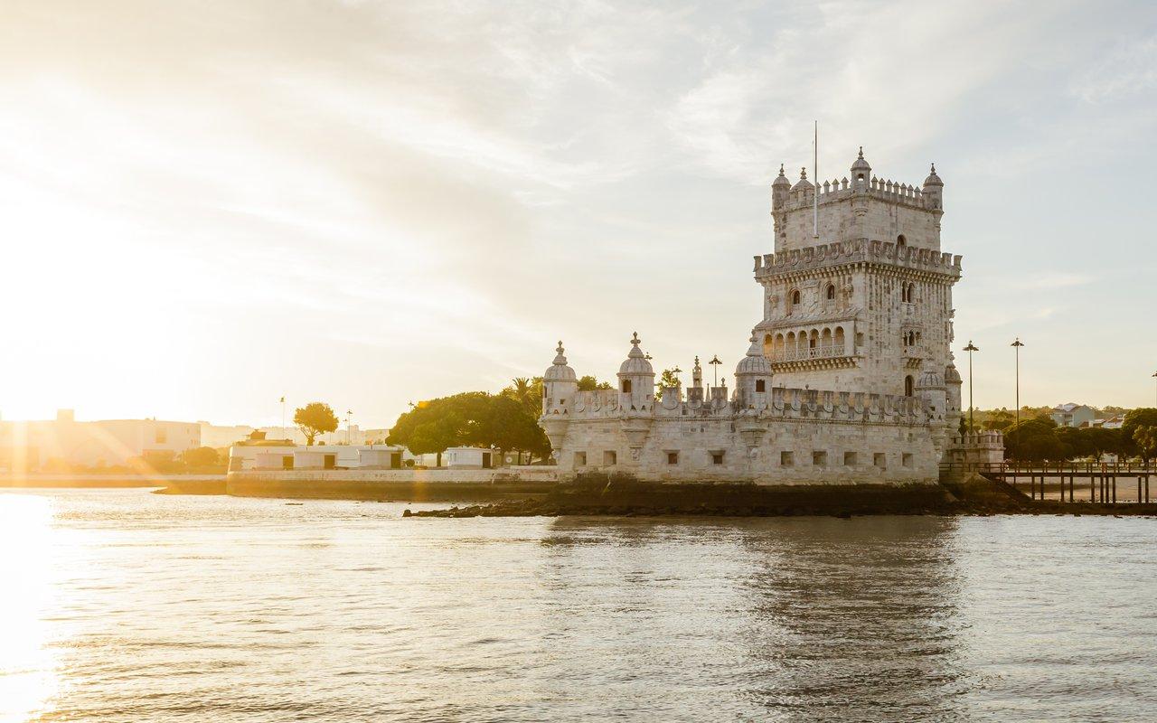AWAYN IMAGE The Belém District of Lisbon