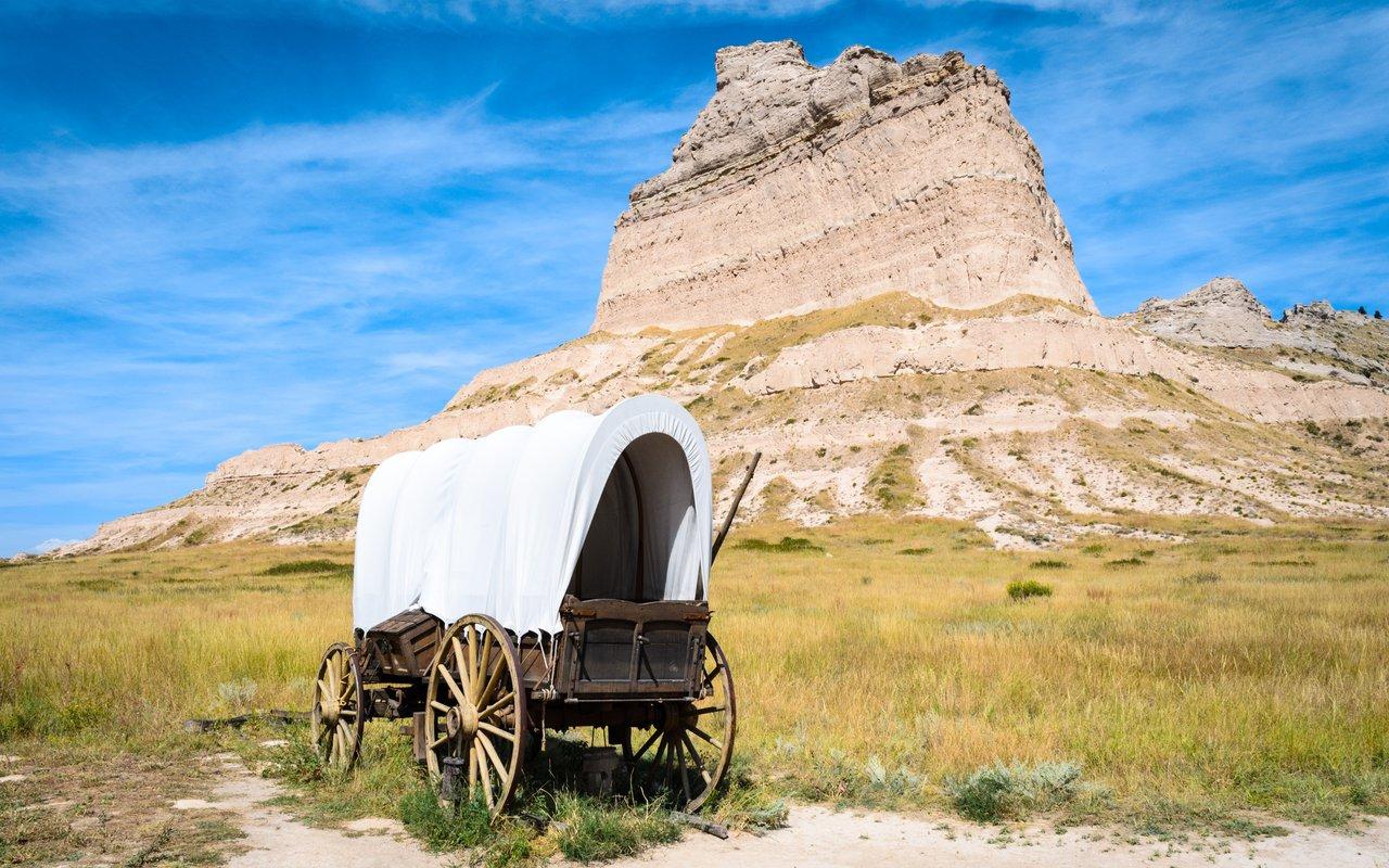 AWAYN IMAGE Scotts Bluff National Monument