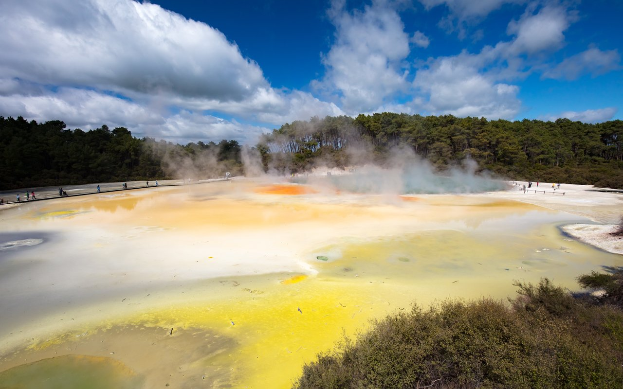 AWAYN IMAGE Whakarewarewa Rotorua