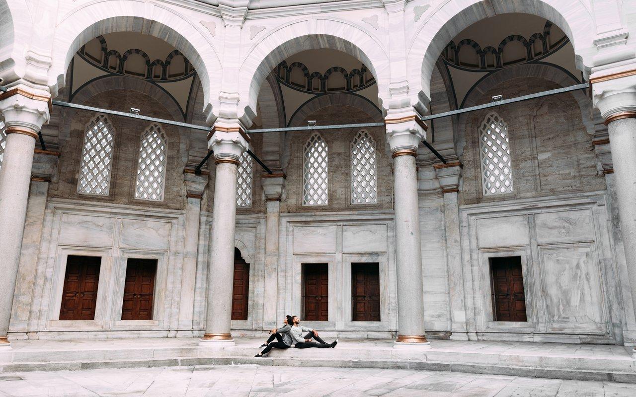 AWAYN IMAGE Visit th enchanting Süleymaniye Mosque