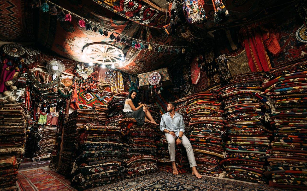 AWAYN IMAGE The Best Cappadocia's Experience