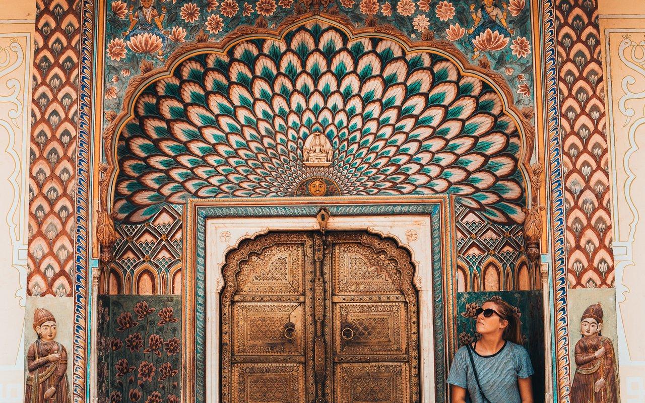 AWAYN IMAGE Visit the beautiful Mehrangarh Fort