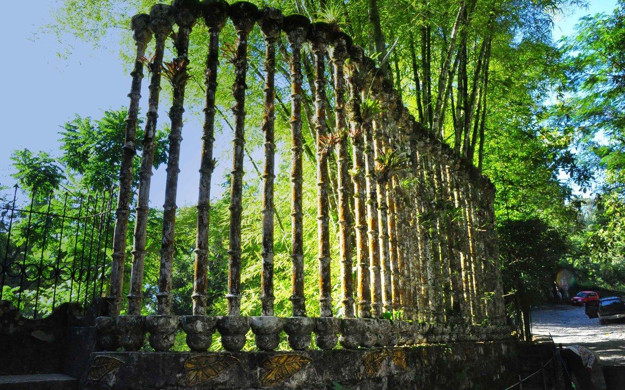 AWAYN IMAGE Las Pozas Sculpture Garden
