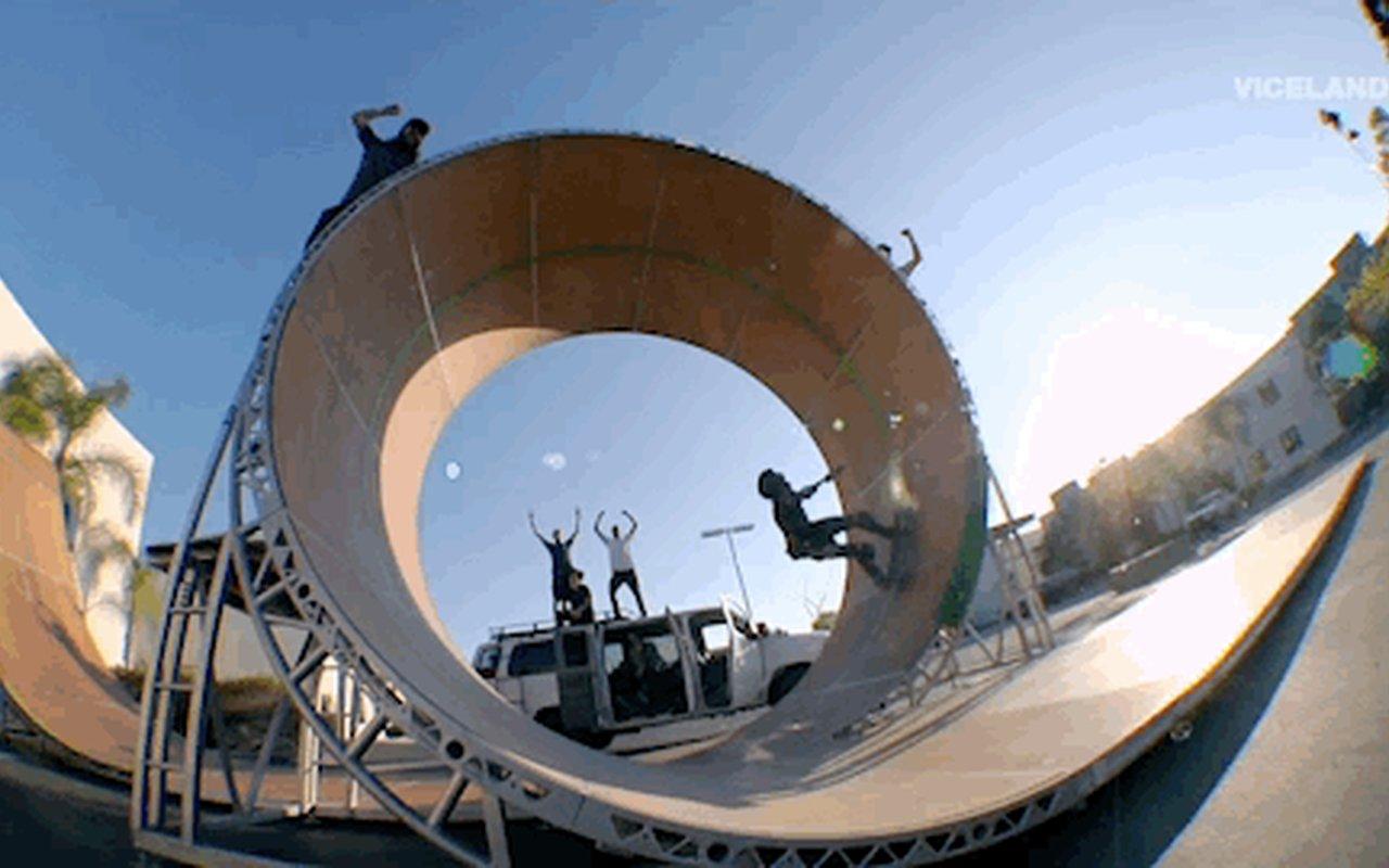 AWAYN IMAGE San Clemente Skate Park