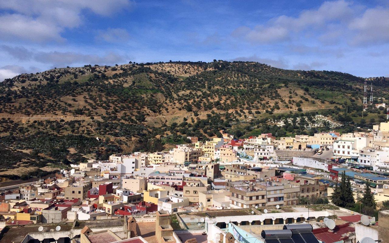 AWAYN IMAGE Moulay Idriss, Morocco's Undiscovered Jewel