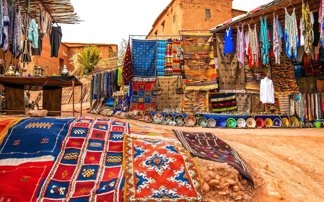 AWAYN IMAGE Explore the Kasbah Ait Ben Haddou