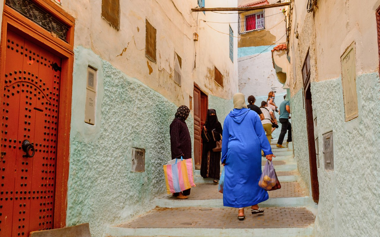 AWAYN IMAGE Moulay Idriss, Morocco's Undiscovered Jewel