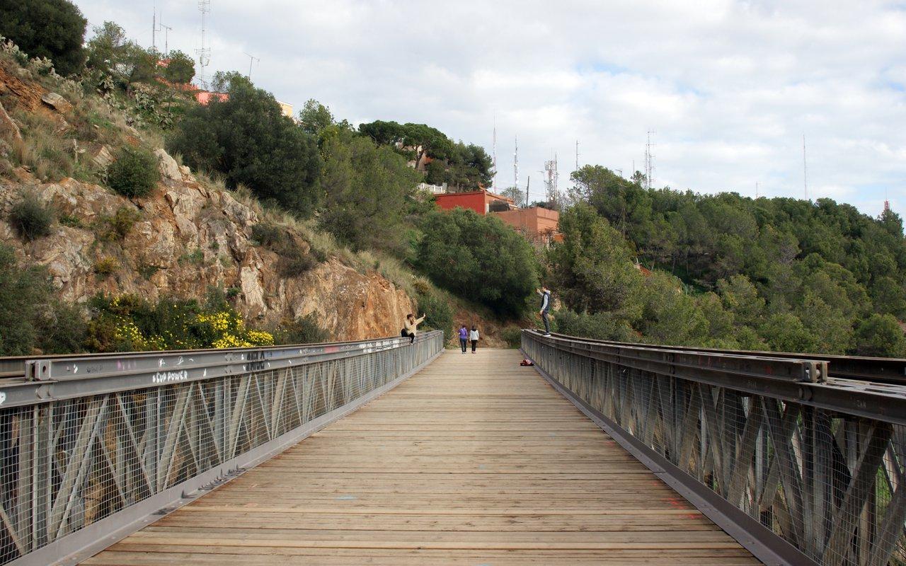 AWAYN IMAGE Hike to Guinardo Park