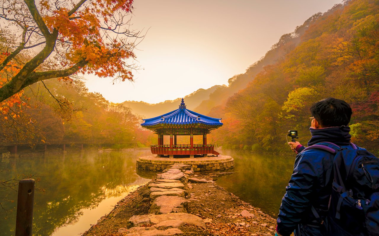 AWAYN IMAGE Naejangsan National Park