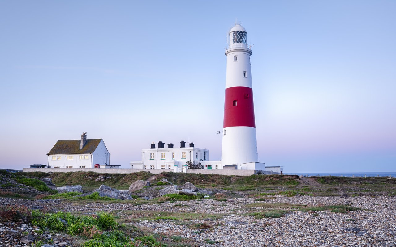 AWAYN IMAGE Portland Bill Lighthouse