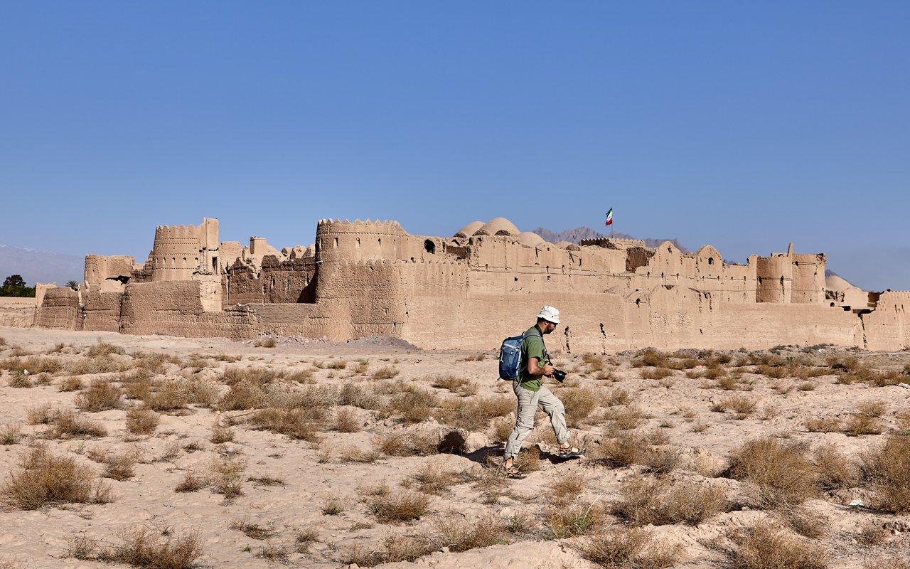 AWAYN IMAGE Sar Yazd Castle