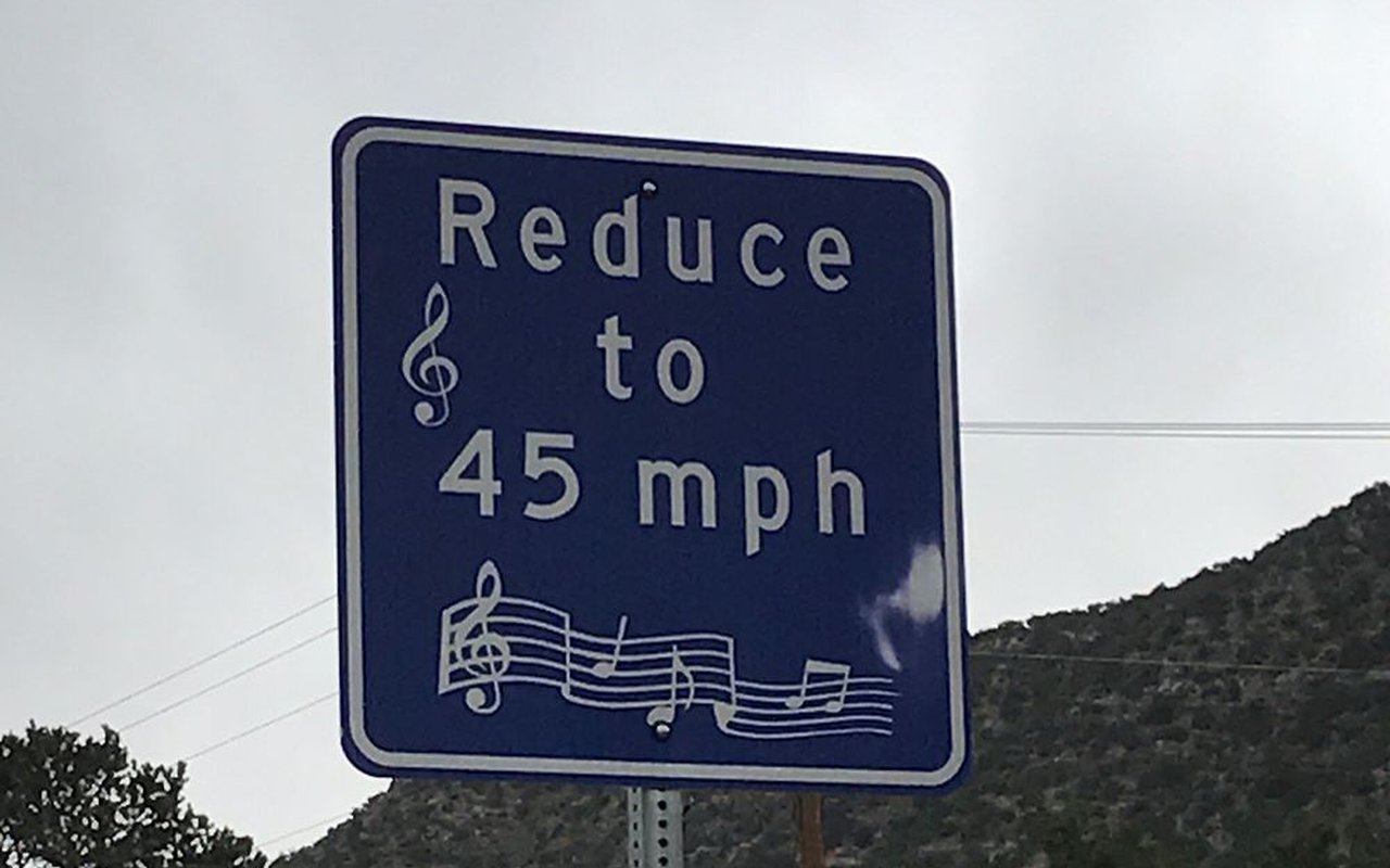 AWAYN IMAGE Drive in Musical Highway
