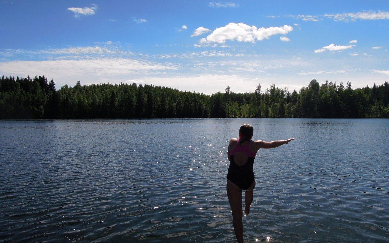 AWAYN IMAGE Lake Juojärvi Finland