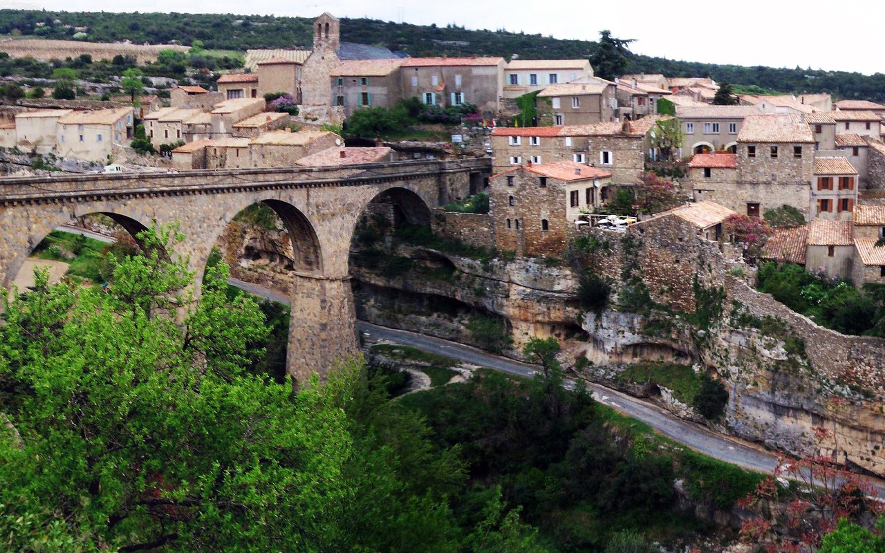 AWAYN IMAGE Visit the Beautiful Minerve Village