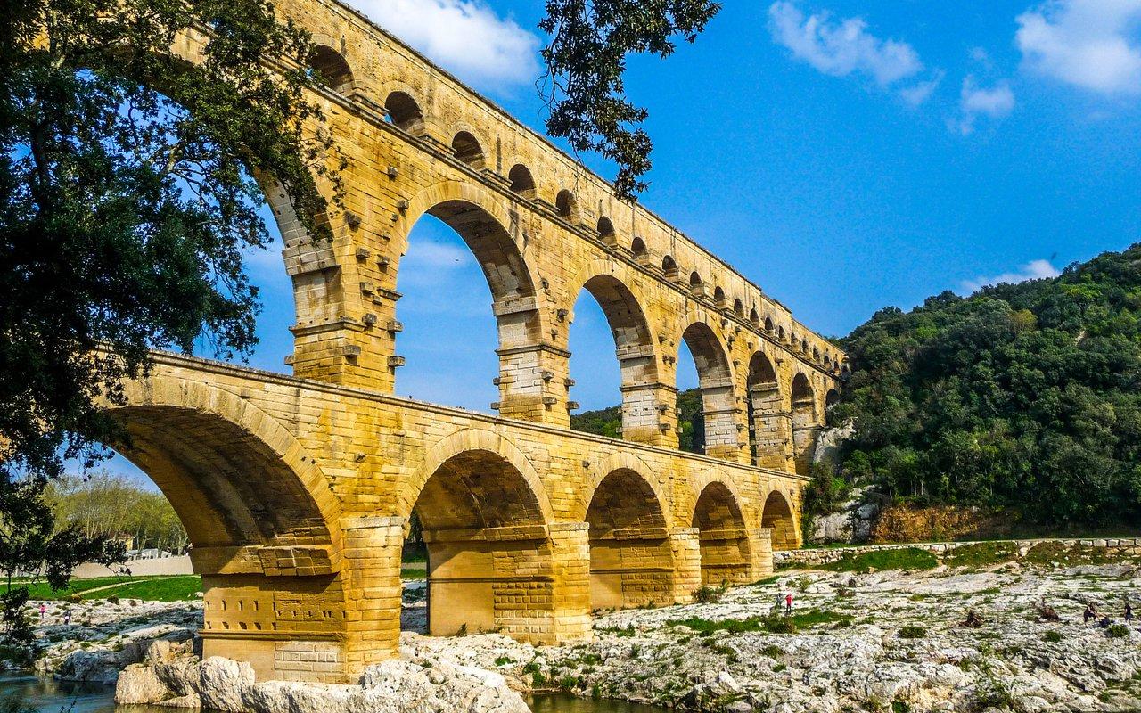 AWAYN IMAGE Pont du Gard