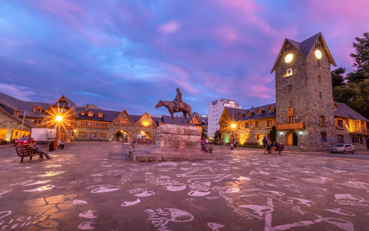 AWAYN IMAGE Visit the magical San Carlos de Bariloche