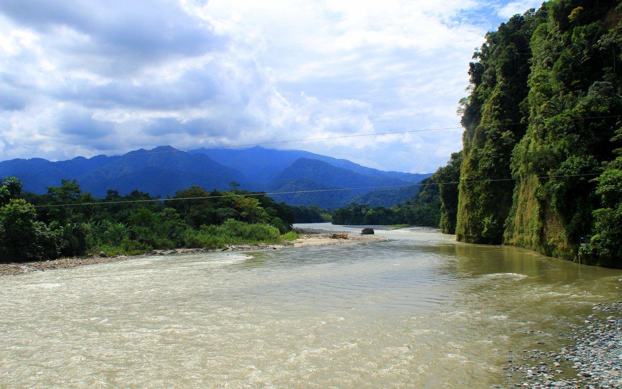 AWAYN IMAGE Travel to Tena Ecuador in the Amazon Rainforest