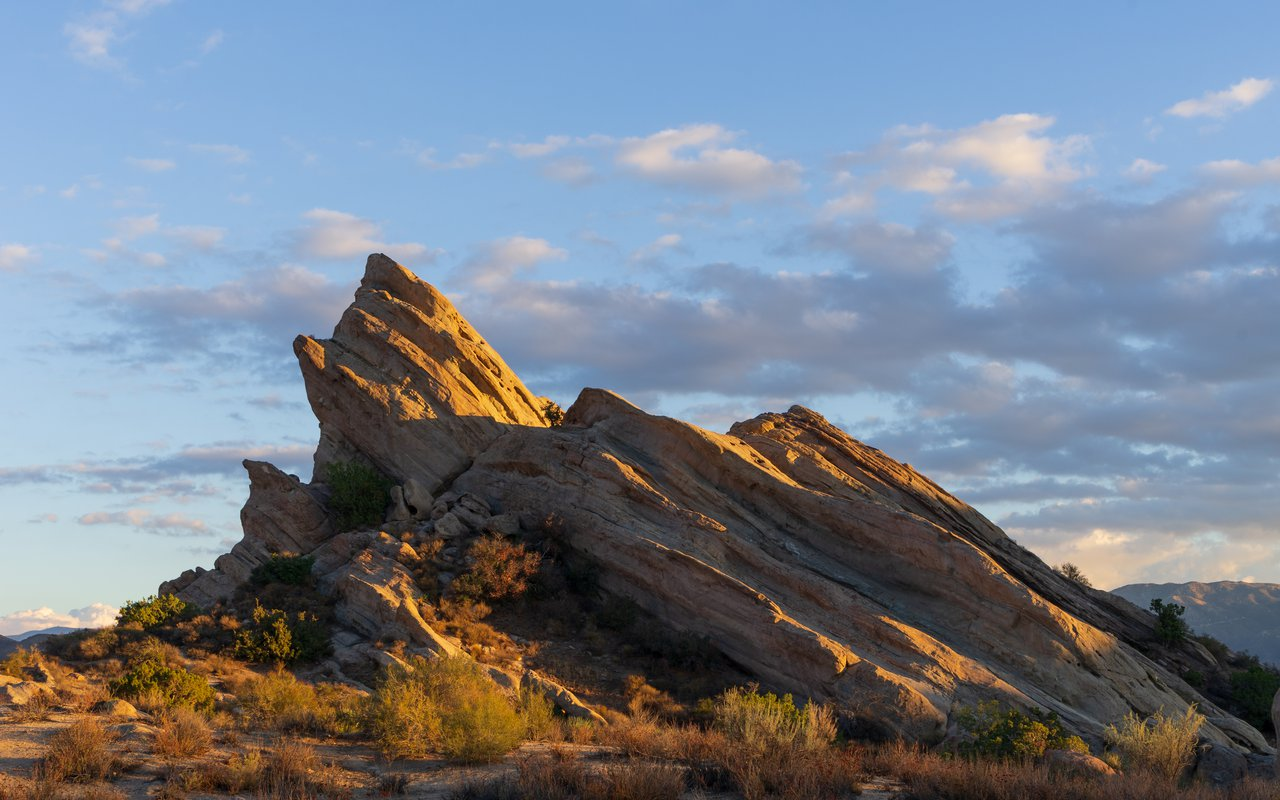 AWAYN IMAGE Unforgettable Camping at Vasquez Rocks Natural Area Park