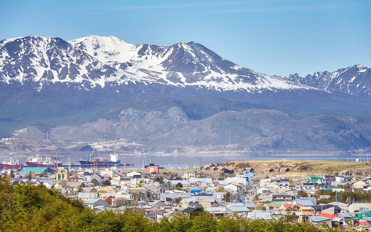 AWAYN IMAGE Explore Ushuaia