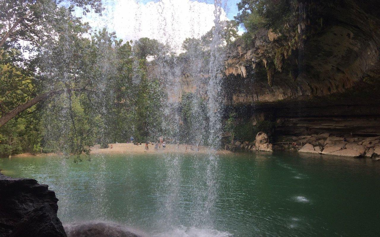 AWAYN IMAGE Hamilton Pool Park