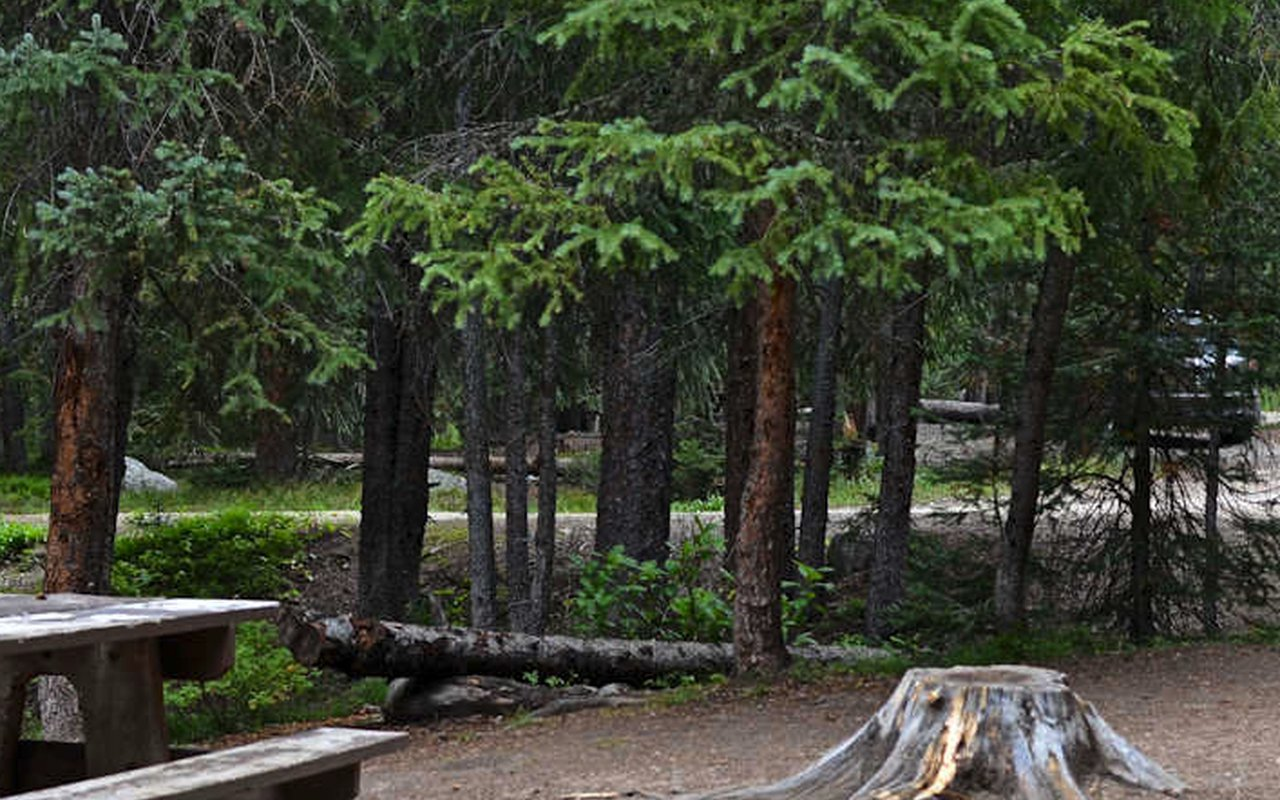 AWAYN IMAGE Robbers Roost Campground