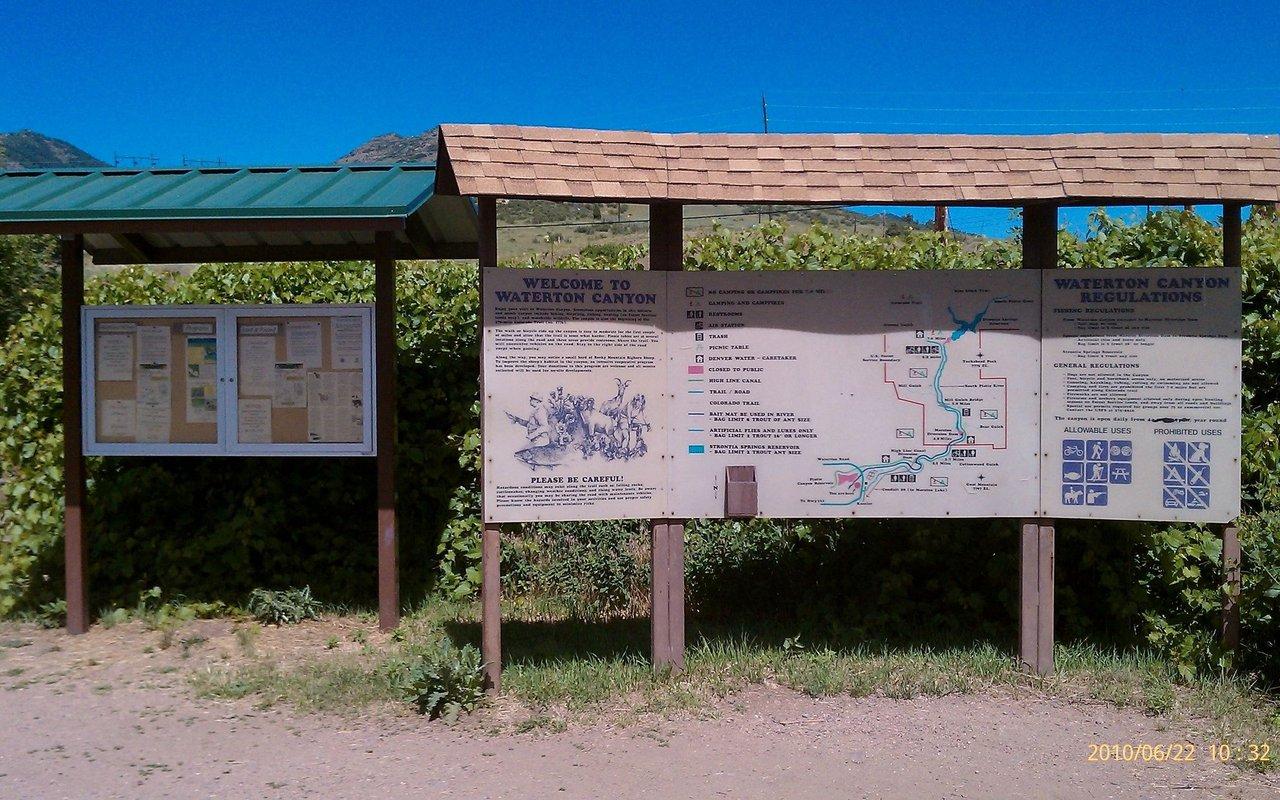AWAYN IMAGE Chatfield State Park