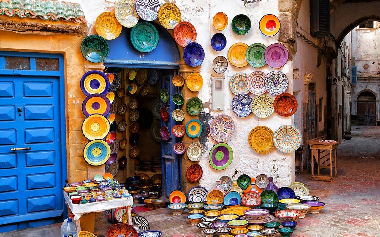AWAYN IMAGE Explore the Souk (Essaouira)