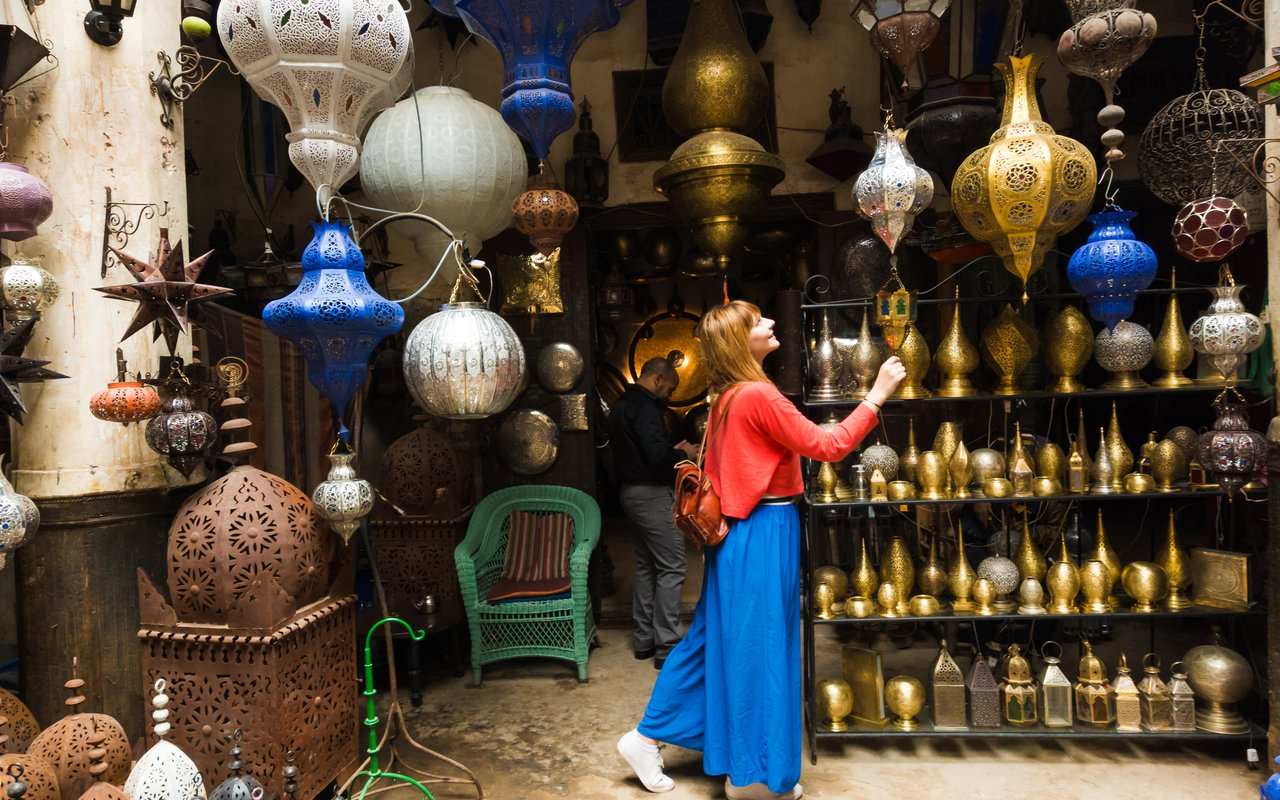 AWAYN IMAGE Visit one of the world most incredible market Souk
