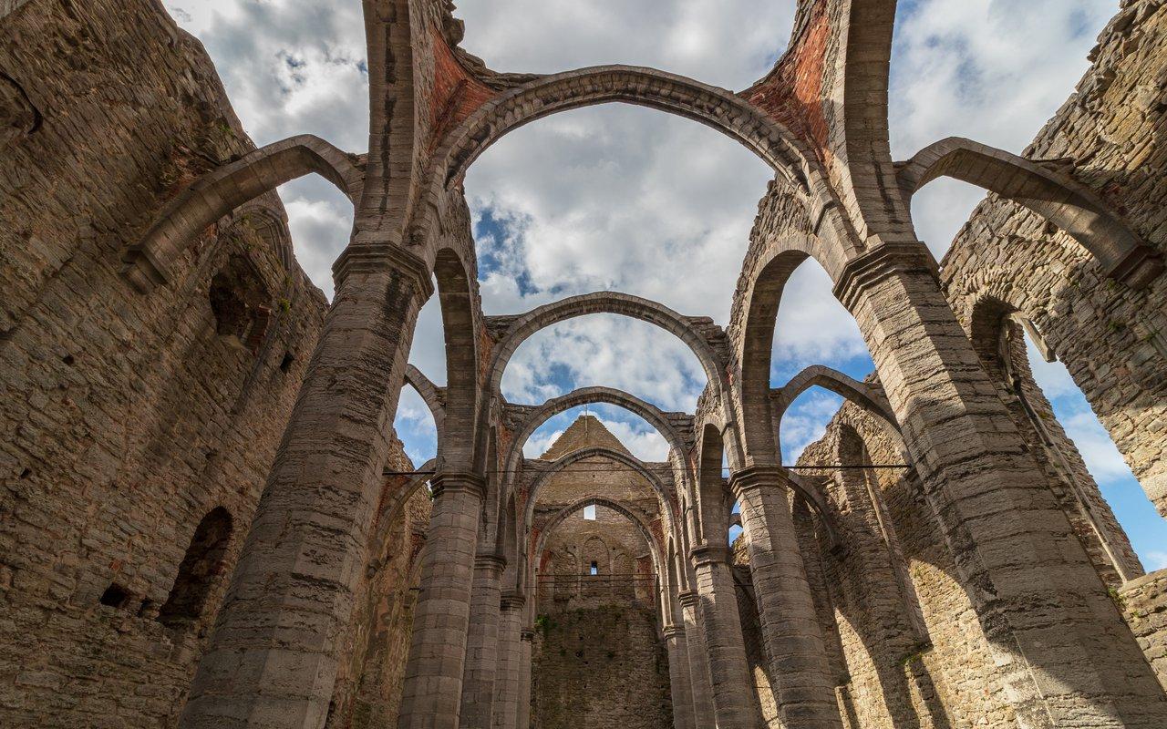 AWAYN IMAGE St. Nicolai Ruin