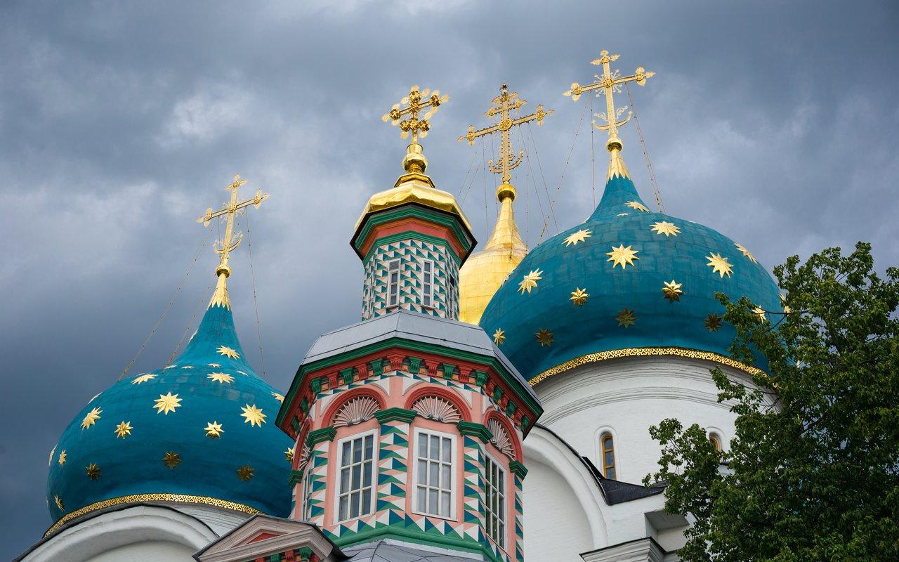 AWAYN IMAGE Holy Trinity-St. Sergius Lavra