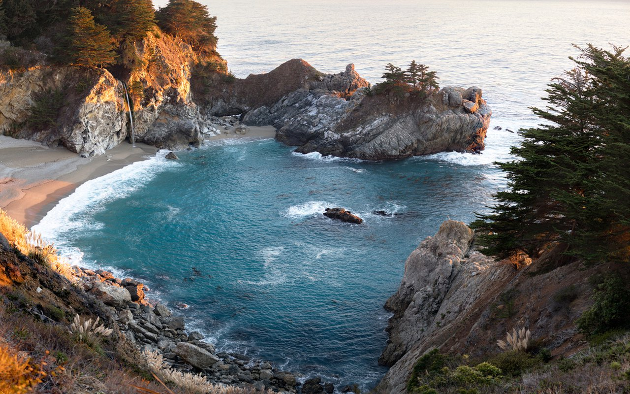AWAYN IMAGE McWay Falls Hike and Chill